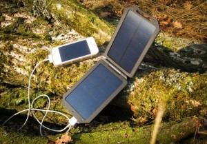 Solcellsladdare till iPhone 6
